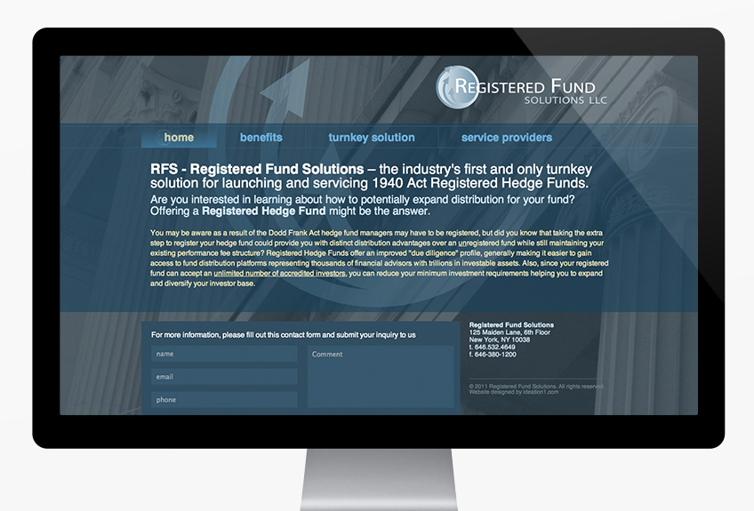 Registered Fund Solutions