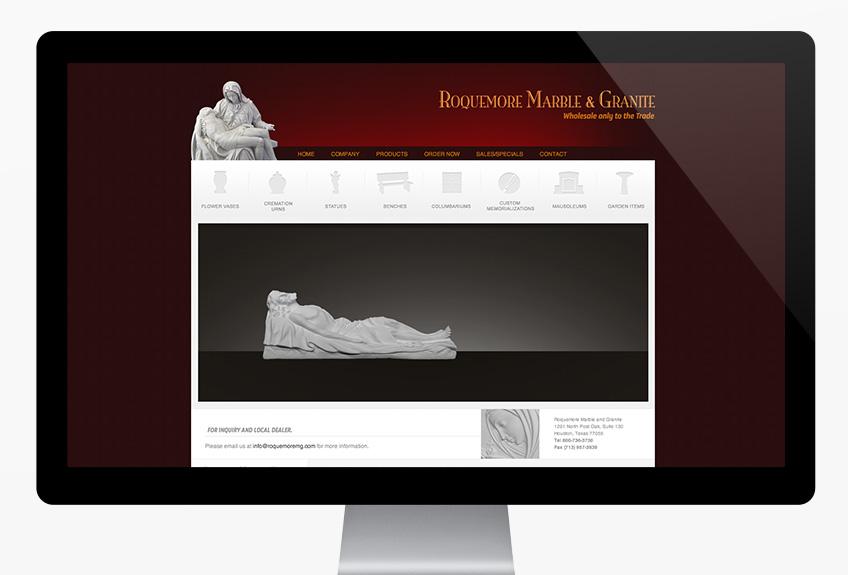 Roquemore Marble & Granite